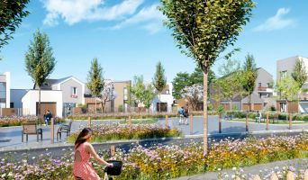 Résidence « Immersion » programme immobilier neuf en Loi Pinel à Courdimanche n°1