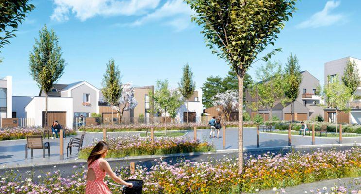 Photo du Résidence « Immersion » programme immobilier neuf en Loi Pinel à Courdimanche
