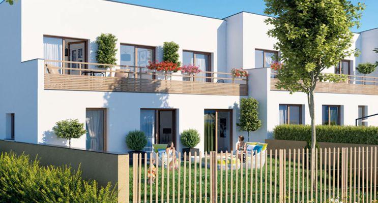 Résidence « Immersion » programme immobilier neuf en Loi Pinel à Courdimanche n°2