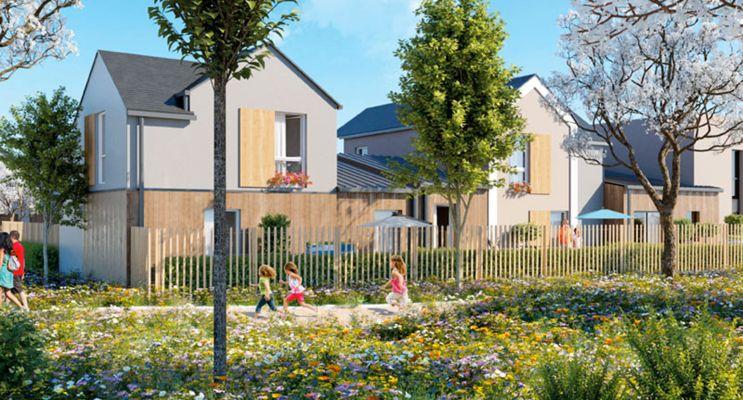 Résidence « Immersion » programme immobilier neuf en Loi Pinel à Courdimanche n°4