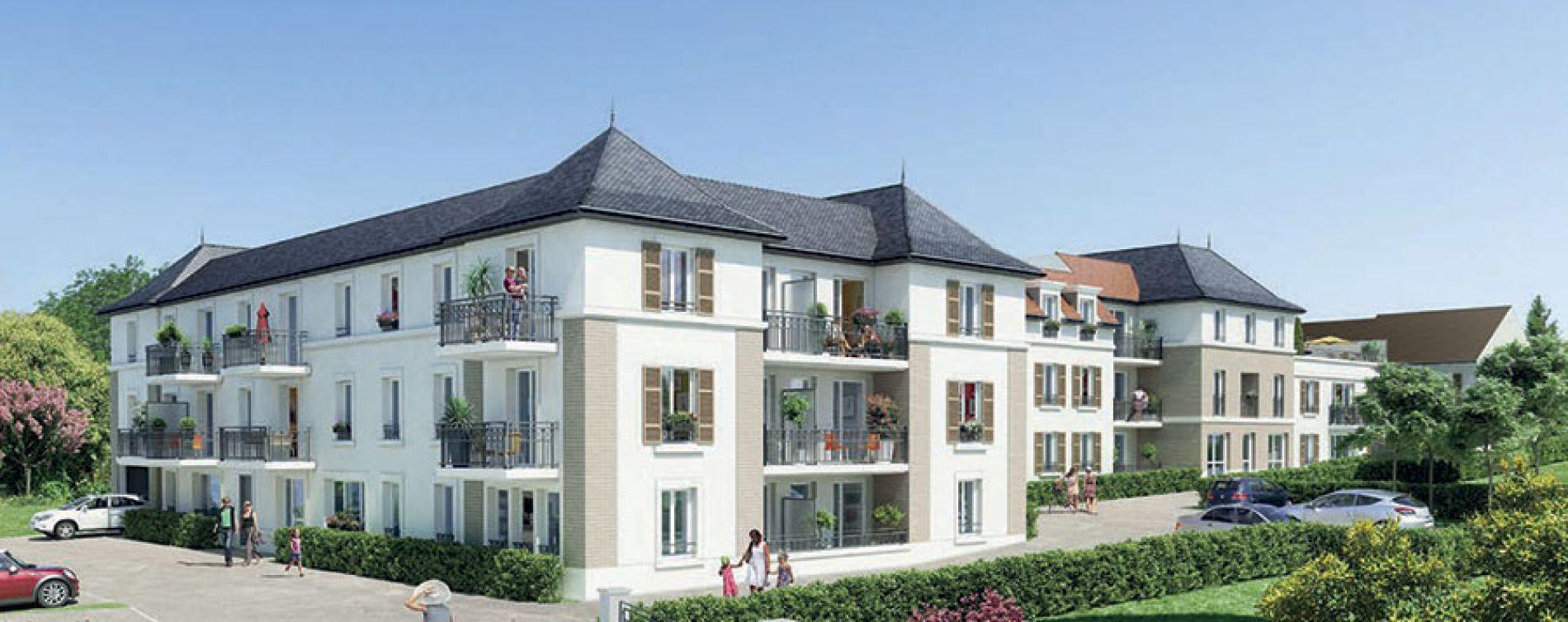 Domont : programme immobilier neuve « Programme immobilier n°212738 »