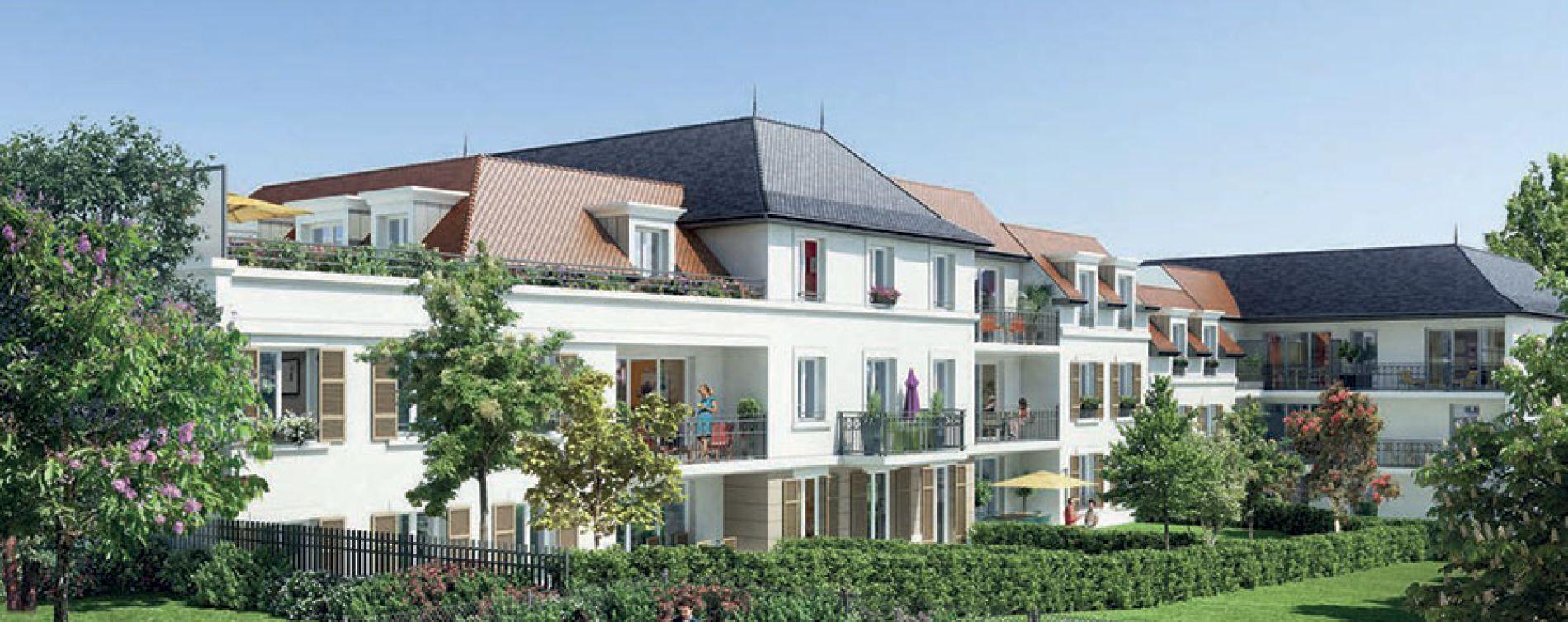 Domont : programme immobilier neuve « Programme immobilier n°212738 » (2)