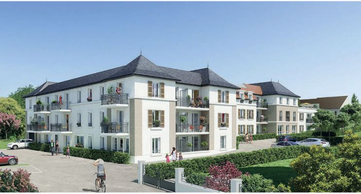 Immobilier neuf domont appartement t1 t2 t3 t4 for Domont ile de france