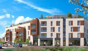 Eaubonne programme immobilier neuf « 11ème Avenue » en Loi Pinel