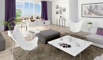 Eaubonne programme immobilier neuve « 11ème Avenue » en Loi Pinel  (3)