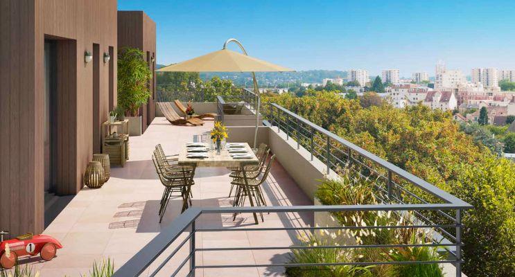 Photo du Résidence « Le Clos Boisé » programme immobilier neuf en Loi Pinel à Eaubonne