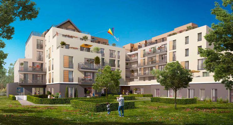 Photo n°3 du Résidence « Le Clos Boisé » programme immobilier neuf en Loi Pinel à Eaubonne