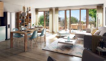 Enghien-les-Bains programme immobilier neuve « La Riviera » en Loi Pinel  (2)