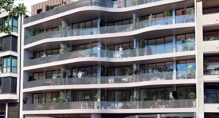 Photo du Résidence « La Riviera » programme immobilier neuf en Loi Pinel à Enghien-les-Bains