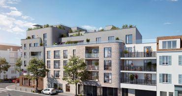 Enghien-les-Bains programme immobilier neuf « Lac en Scène » en Loi Pinel