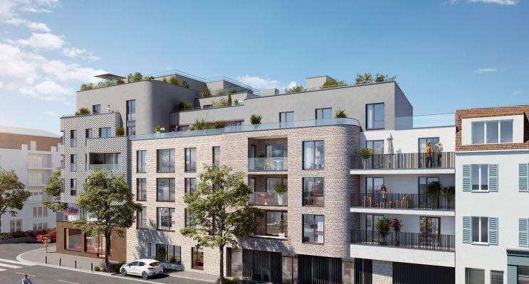 Photo du Résidence « Lac en Scène » programme immobilier neuf en Loi Pinel à Enghien-les-Bains