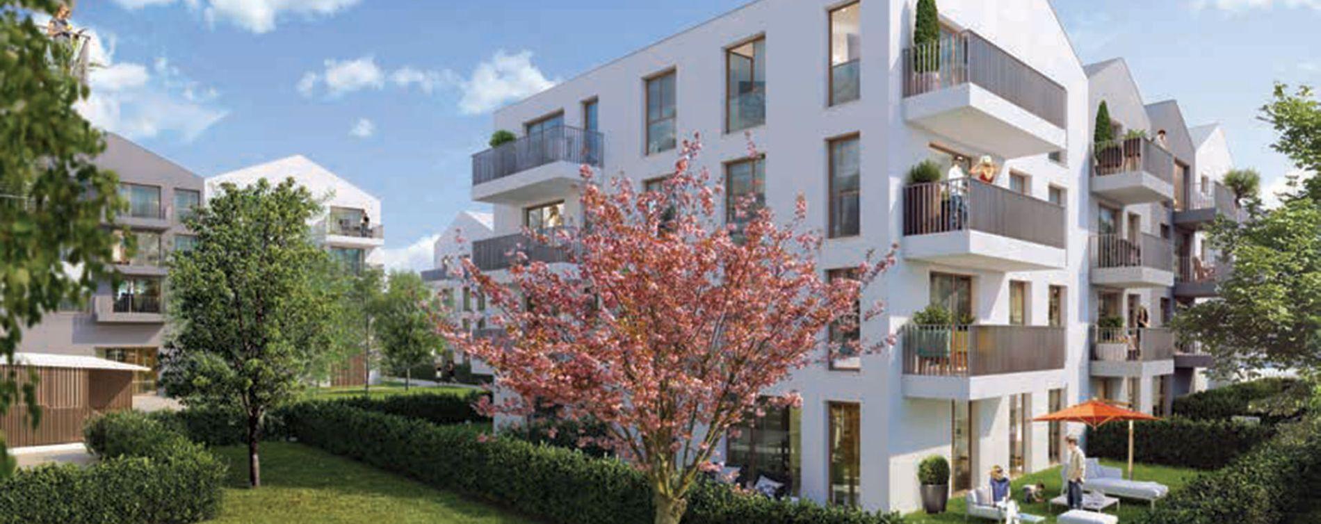 Garges-lès-Gonesse : programme immobilier neuve « Programme immobilier n°217732 » en Loi Pinel (5)
