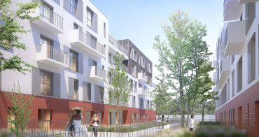 Gonesse programme immobilier neuf « City Park » en Loi Pinel