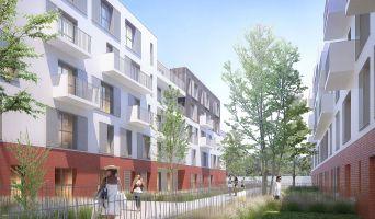 Résidence « City Park » programme immobilier neuf en Loi Pinel à Gonesse n°1