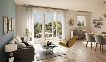 Résidence « City Park » programme immobilier neuf en Loi Pinel à Gonesse n°2