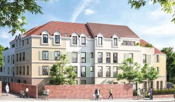 Gonesse programme immobilier neuve « Urban Village »