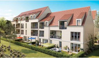 Gonesse : programme immobilier neuf « Villa Nature » en Loi Pinel