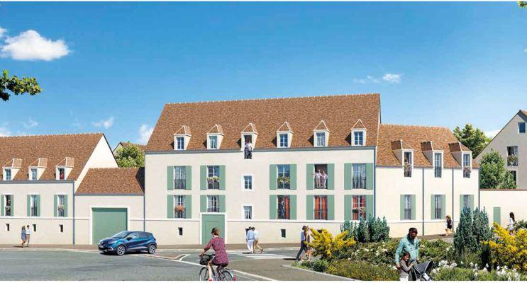 Résidence « Villa Nature » programme immobilier neuf en Loi Pinel à Gonesse n°2