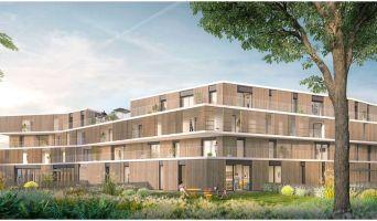 Photo du Résidence « Osmose » programme immobilier neuf en Loi Pinel à Groslay