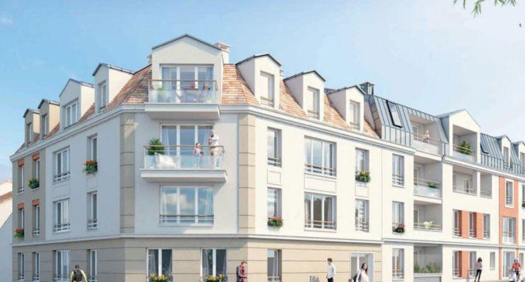 Photo du Résidence « Vie en Ville » programme immobilier neuf en Loi Pinel à Herblay