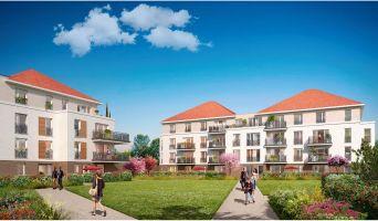Photo du Résidence « Les Jardins des Retentis III » programme immobilier neuf en Loi Pinel à Jouy-le-Moutier