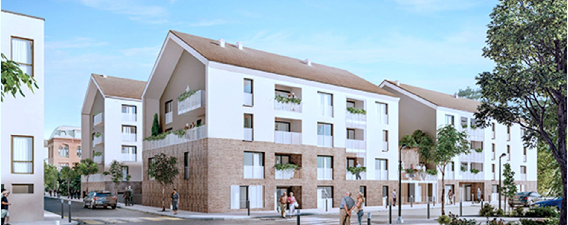 Résidence Les Villages d'Or Jouy-le-Moutier à Jouy-le-Moutier