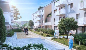 Résidence « Les Villages D'Or Jouy-Le-Moutier » programme immobilier neuf en Loi Pinel à Jouy-le-Moutier n°2