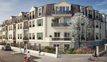 Résidence « Confidentia » programme immobilier neuf en Loi Pinel à Le Plessis-Bouchard n°1