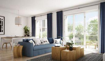Résidence « Confidentia » programme immobilier neuf en Loi Pinel à Le Plessis-Bouchard n°3