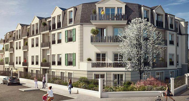 Photo du Résidence « Confidentia » programme immobilier neuf en Loi Pinel à Le Plessis-Bouchard