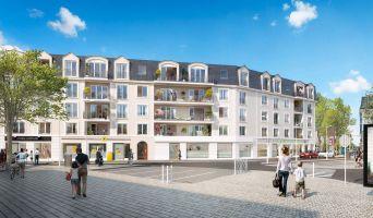Résidence « Côté Plessis » programme immobilier neuf en Loi Pinel à Le Plessis-Bouchard n°1