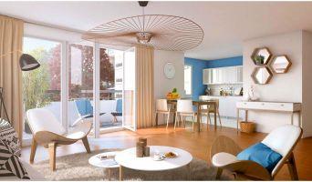 Résidence « Côté Plessis » programme immobilier neuf en Loi Pinel à Le Plessis-Bouchard n°2