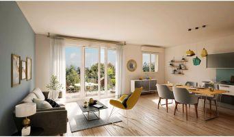 Résidence « Les Jardins Du Plessis » programme immobilier neuf en Loi Pinel à Le Plessis-Bouchard