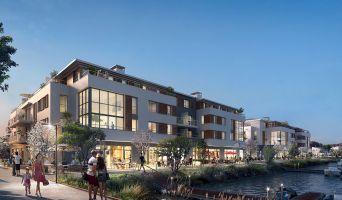 Photo du Résidence « Quai Largo » programme immobilier neuf en Loi Pinel à L'Isle-Adam