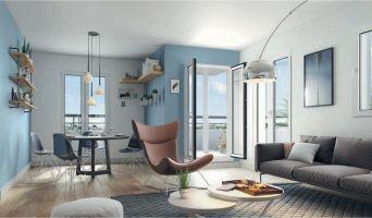 Louvres programme immobilier neuve « Mod2vies II »  (2)