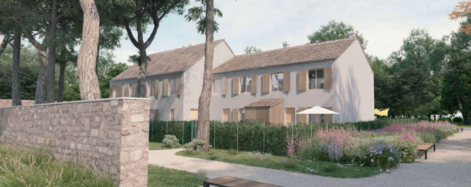Résidence Le Clos Dalibard à Marly-la-Ville