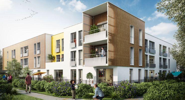 Photo du Résidence « Les 3 Forêts » programme immobilier neuf en Loi Pinel à Méry-sur-Oise