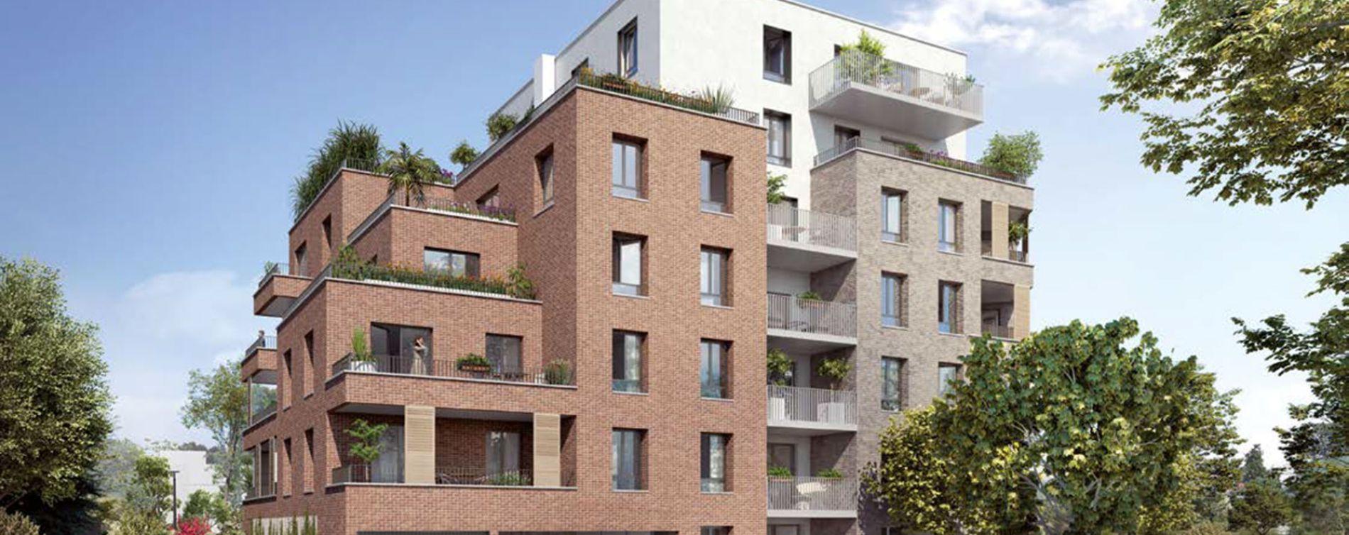 Montigny-lès-Cormeilles : programme immobilier neuve « Programme immobilier n°217980 » en Loi Pinel (2)