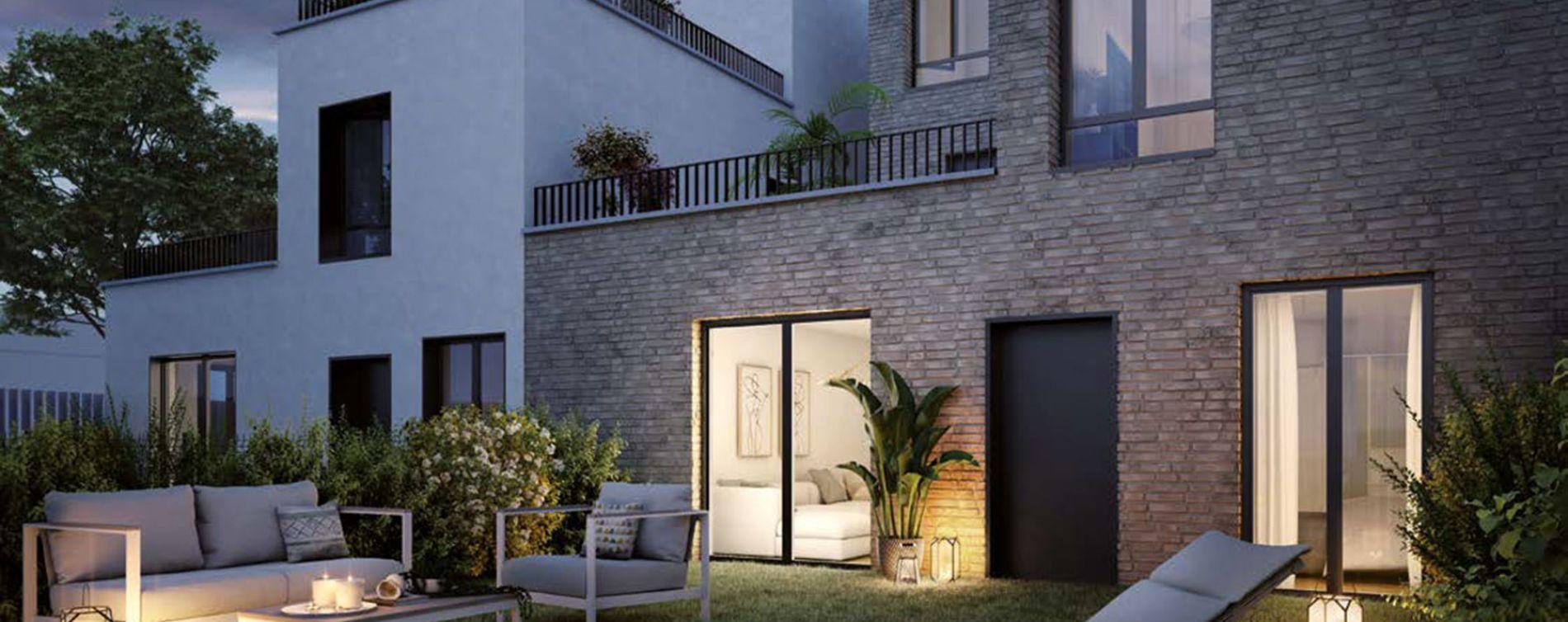 Montigny-lès-Cormeilles : programme immobilier neuve « Programme immobilier n°217980 » en Loi Pinel (5)