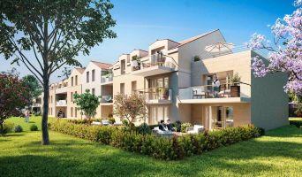 Photo du Résidence « Côté Jardin » programme immobilier neuf en Loi Pinel à Montlignon