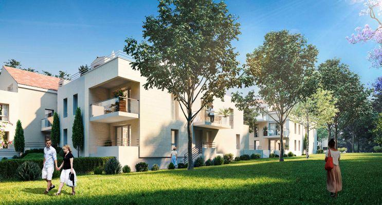 Résidence « Côté Jardin » programme immobilier neuf en Loi Pinel à Montlignon n°3
