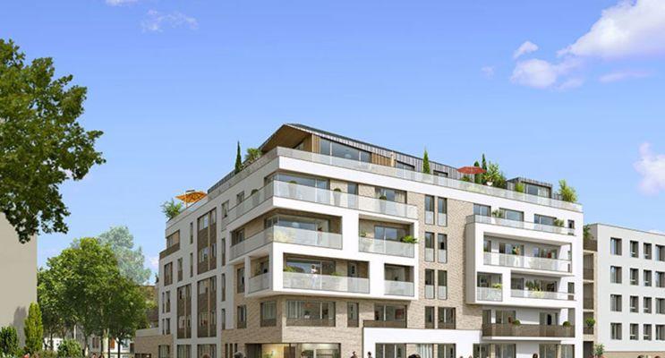 Résidence « Les Terrasses De Montmagny » programme immobilier neuf en Loi Pinel à Montmagny