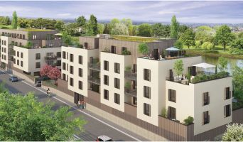 Résidence « Le Panorama » programme immobilier neuf en Loi Pinel à Persan n°2