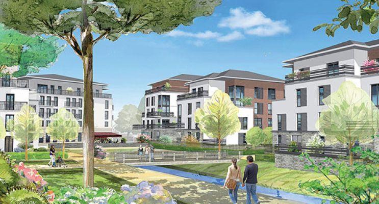 Résidence « Bellerive » programme immobilier neuf en Loi Pinel à Pontoise n°2
