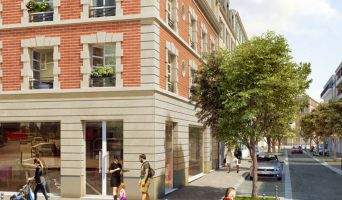 Pontoise programme immobilier neuve « Campus Pissaro »  (2)