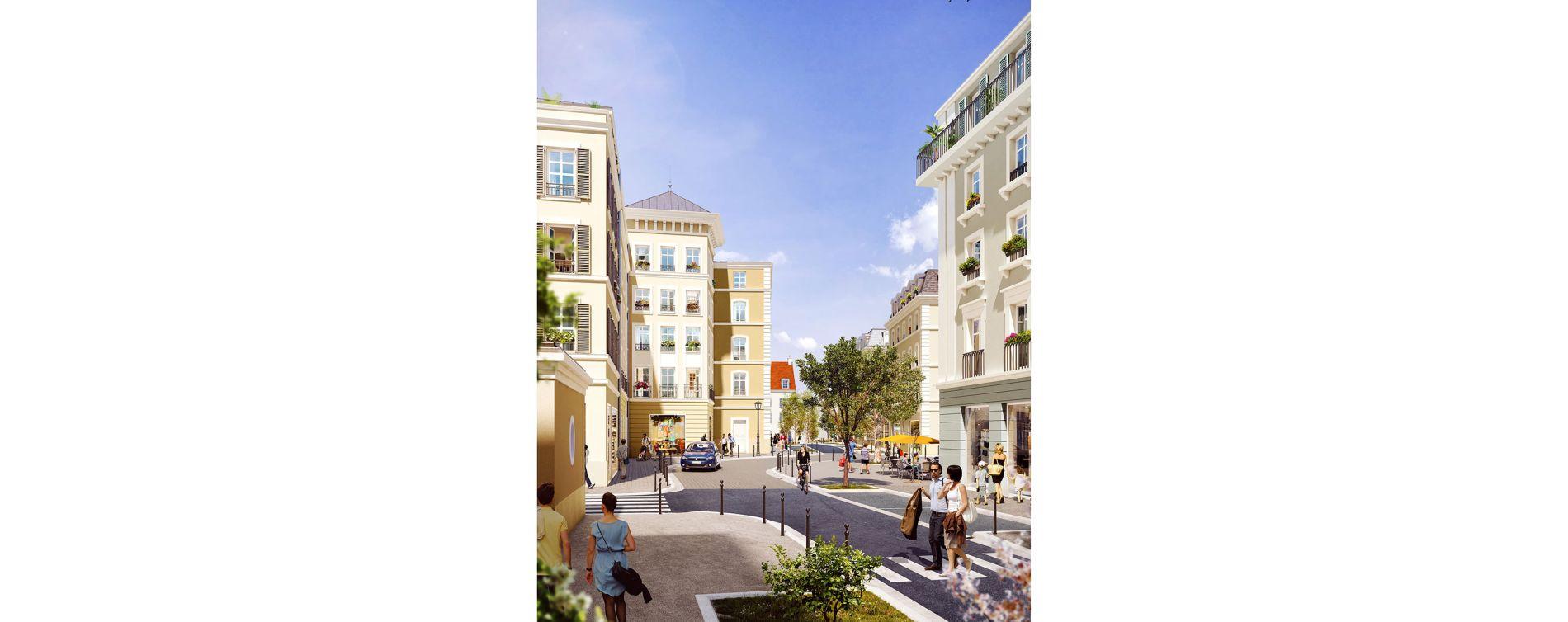 Pontoise : programme immobilier neuve « Les Nymphéas » en Loi Pinel (3)