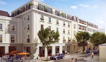 Pontoise programme immobilier neuf « Les Nymphéas » en Loi Pinel
