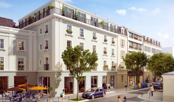 Programme immobilier neuf à Pontoise (95300)