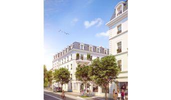 Résidence « Loiseau » programme immobilier neuf en Loi Pinel à Pontoise n°3