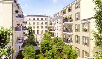Résidence « Loiseau » programme immobilier neuf en Loi Pinel à Pontoise n°4
